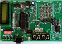 8051 Development Board – Easy to Develop and Use Board